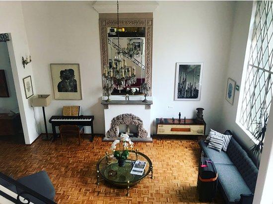 Casa Comtesse: common area/ living room/ reception