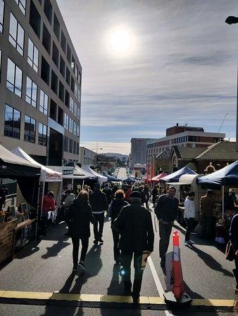Farm Gate Market: Part of the markets