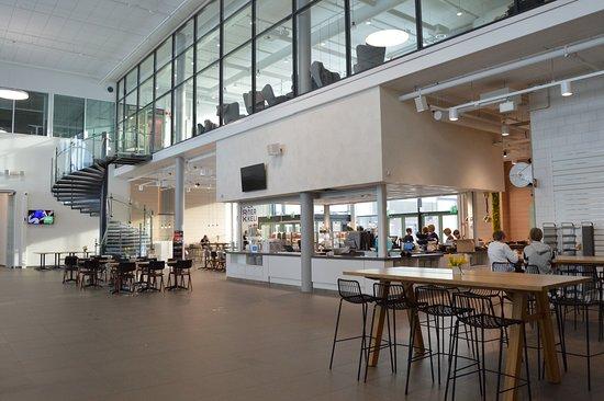 Saimaa Stadiumin aula - Picture of Saimaa Stadiumi dfb45fe050