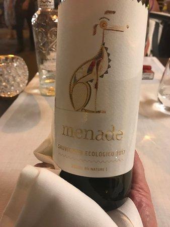 Restaurante Patanegra 57: Weißwein