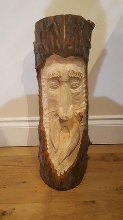 Bevel Furniture: My first woodspirit