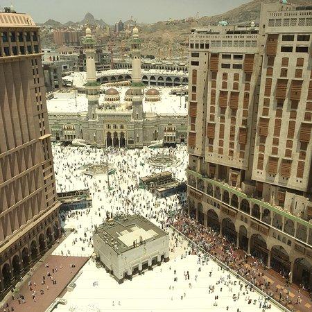 Haram View Picture Of Conrad Makkah Mecca Tripadvisor