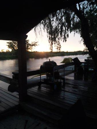 Mack's Fish Camp - Tours: Sunset tour