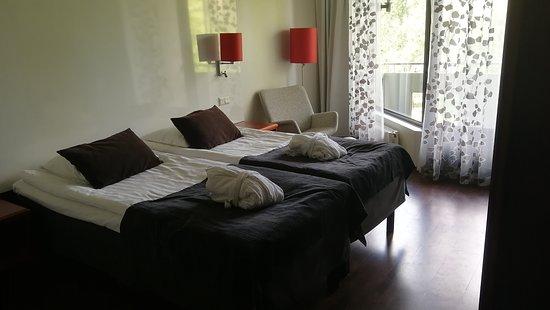 Scandic Patria: Basic Room