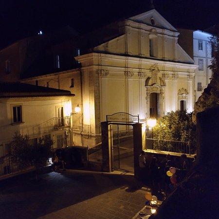 Oliveto Citra, Italien: Facciata