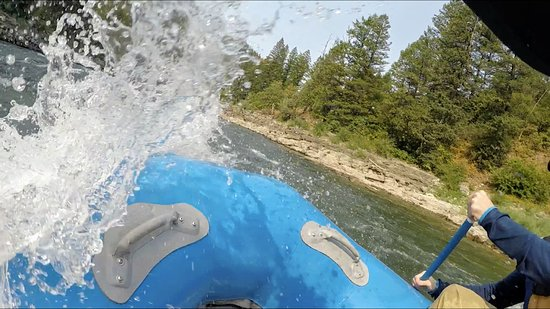 Dave Hansen Whitewater and Scenic River Trips: White Water view