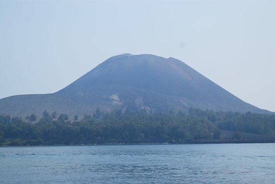 Krakatau Volcano (Krakatoa) Image