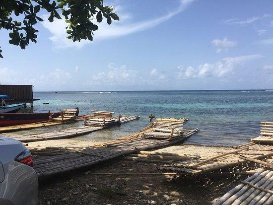 Portland Parish, Jamaica: Blue Lagoon