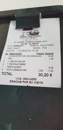 El Cabo de Gata, Испания: Mediterraneo