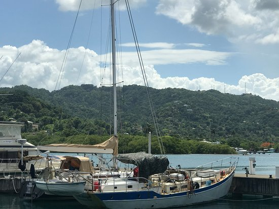 Portland Parish, Jamaica: Errol Flynn Marina