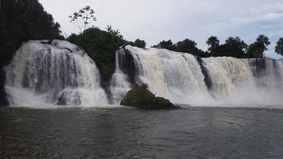 Tangara da Serra, MT: Salto das núvens