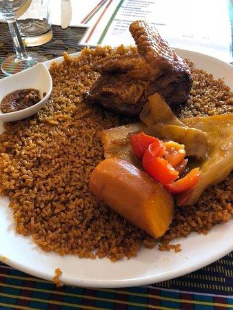 Afro Goût Angers Restaurant Avis Numéro De Téléphone Photos