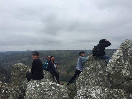 Ervedal da Beira, Portugal: Miradouro da Penha