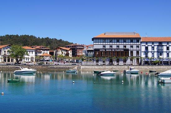 Hoteles baratos en Plencia