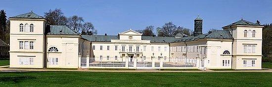 Lázne Kynzvart, República Checa: Замок Кинжварт