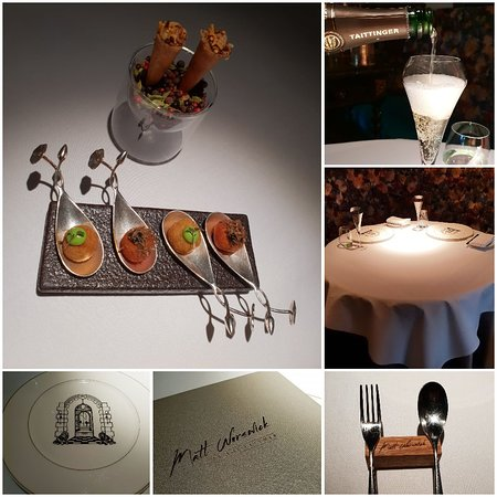 Image Michael Wignall at The Latymer in South East
