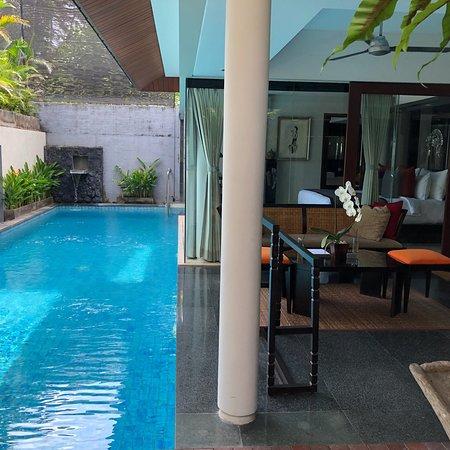 Small paradise in Bali paradise