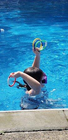 Chepachet, RI: Very Clean Pool