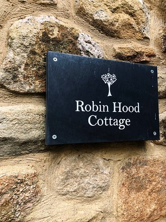 Baslow, UK: Robin Hood Cottage