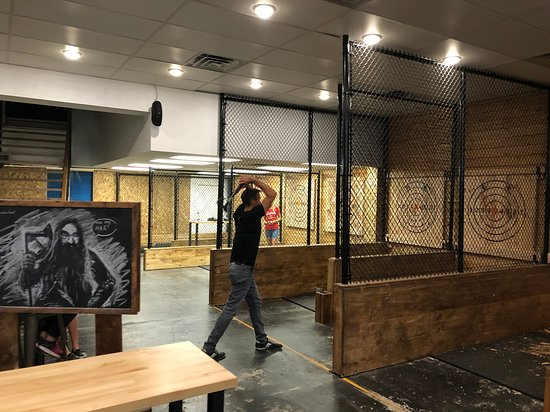 Heber Hatchets Axe Throwing - Provo