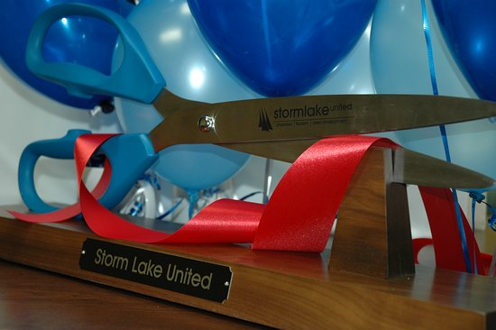 Storm Lake United Ribbon Cuttings