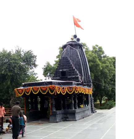 Yavatmal, India: temple