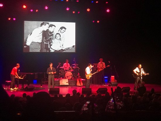 Verona, NY: One Night in Memphis show ... Presley, Perkins, Lewis and Cash