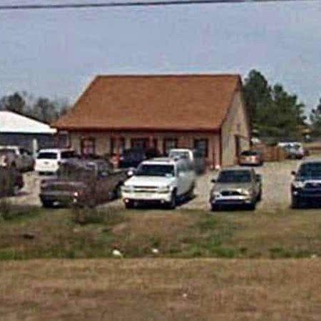 Barnwell, Carolina del Sur: Exterior view of BBQ