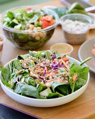 Cos Cob, CT: Asian Soba Noodle Salad- fan fave