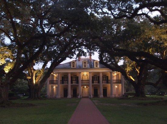 Oak Alley Plantation: Het grote huis