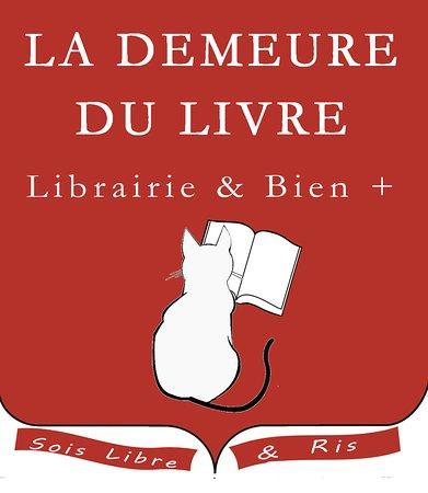 La Perriere, France: Enseigne de la librairie