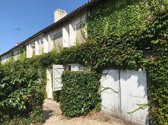 La Roche Chalais, Frankrig: Happy days