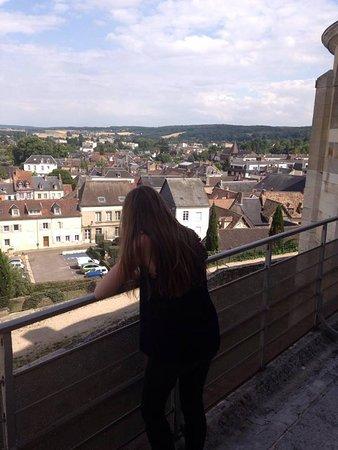 Chateau de Gaillon: Superbe vue !