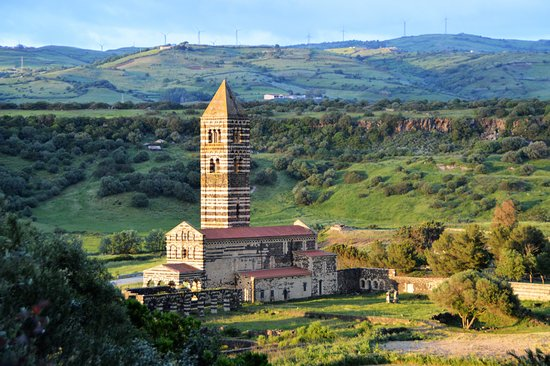 Santa Trinita di Saccargia