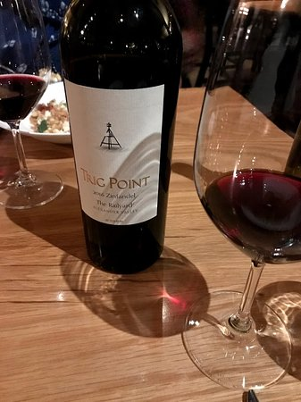 Chef and The Farmer: Amazing Zinfandel