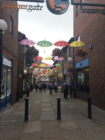 Coppergate Shopping Center