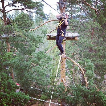 Orbaden Zip & Climb