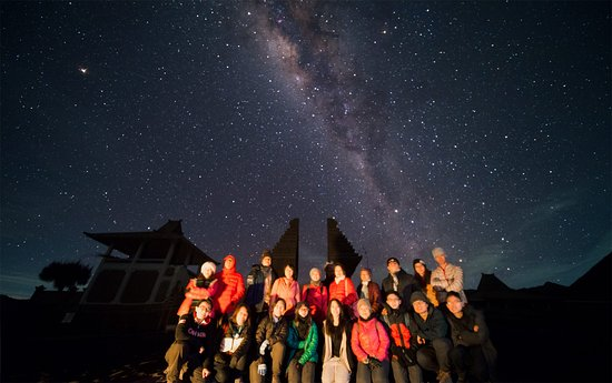 Bondowoso, Indonesia: Mt. Bromo Stargazing