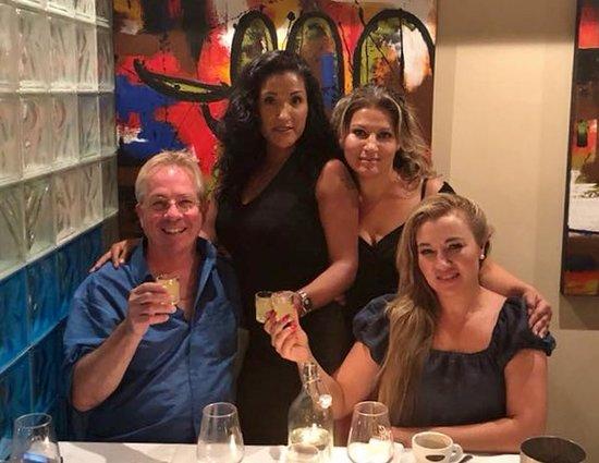 Restaurang Esperanza: Limoncello!