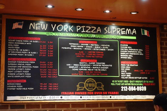 NY Pizza Suprema张图片