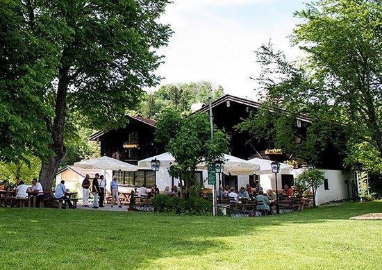"""Seehausen am Staffelsee, Германия: Ausflugsgaststätte """" Ähndl"""""""