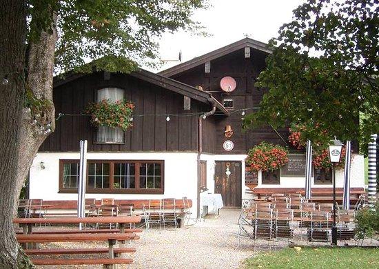 Seehausen am Staffelsee, Германия: noch ist es ruhig im Ähndl!