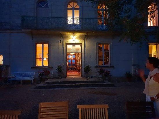 Brizay, Frankrike: La Commanderie
