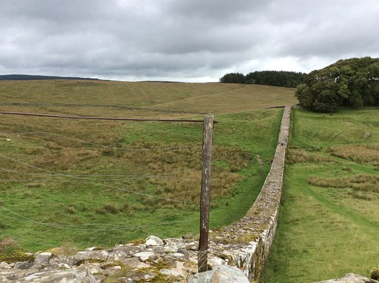 写真Housesteads Roman Fort枚