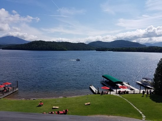 Lake Placid Lodge: 20180812_101929_large.jpg