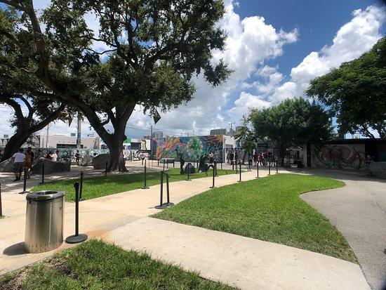 Graffiti Gardens Miami