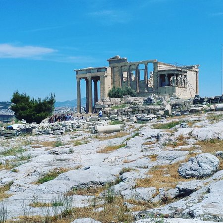 Pallini, Grèce: Καρυάτιδες#αθηνα#κεντρο#