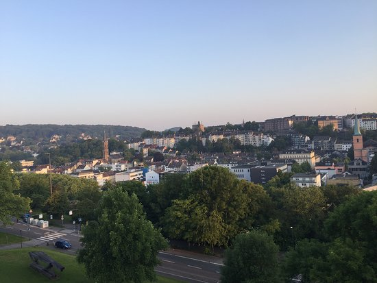Vienna House Easy Wuppertal: day view from room