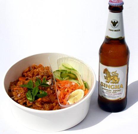 Street Food Pots & Beer