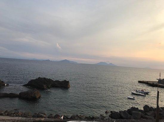 Ginostra, Italia: Panorama dal Puntazzo